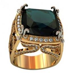 Мужское авторское кольцо 001550