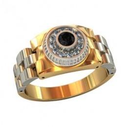 Мужское авторское кольцо 001580