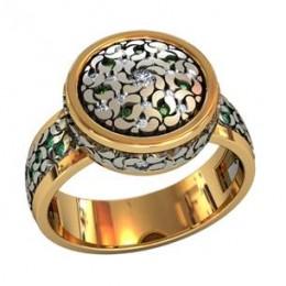 Женский перстень 001670