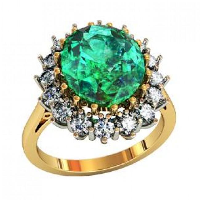 Женский перстень 001700