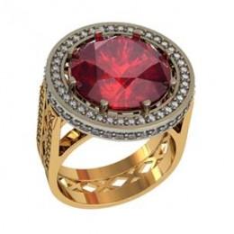 Женский перстень 001710