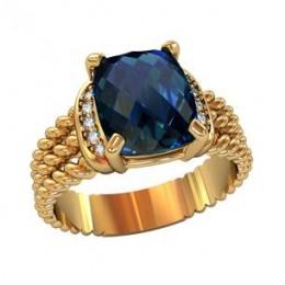 Мужское авторское кольцо 002110