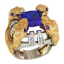 Мужское авторское кольцо 002140