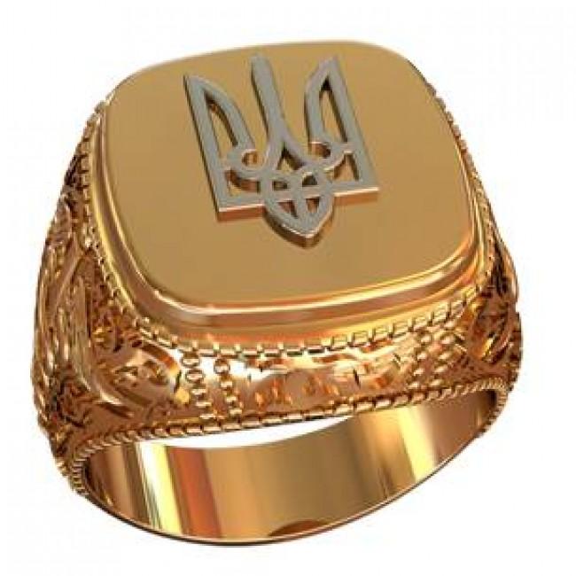 Мужское авторское кольцо 002150