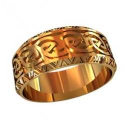 Женское кольцо 210020