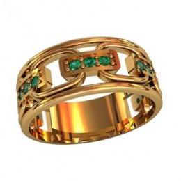 Женское кольцо 210040