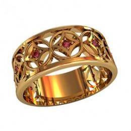 Женское кольцо 210050