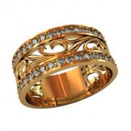 Женское кольцо 210070