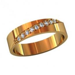 Женское кольцо 210100