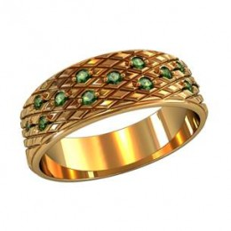 Женское кольцо 210160