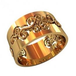 Женский перстень 210180