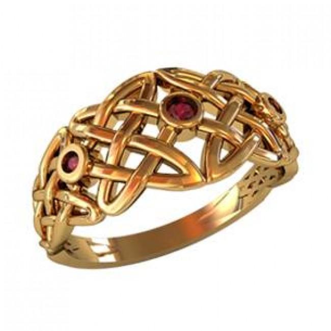 Женское кольцо 210380