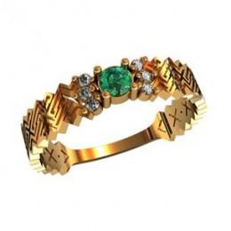 Женское кольцо 210400