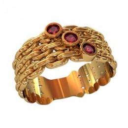 Женское кольцо 210460