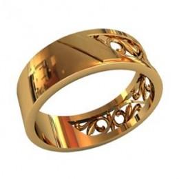 Женское кольцо 210520