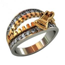 Женский перстень 210530