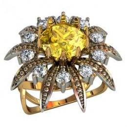Женский перстень 210550
