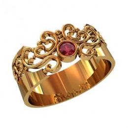 Женский перстень 210570