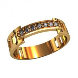 Женское кольцо 210590