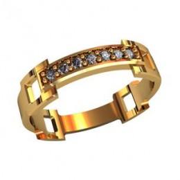 Женское кольцо 210600
