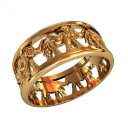 Женский перстень 210640