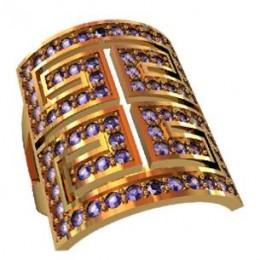 Женский перстень 210650