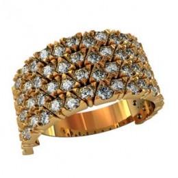 Женский перстень 210660