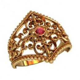 Женское кольцо 110010