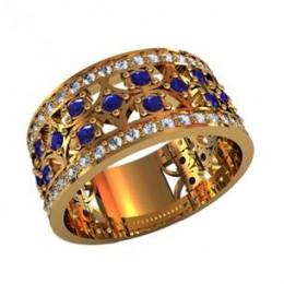 Женское кольцо 110040