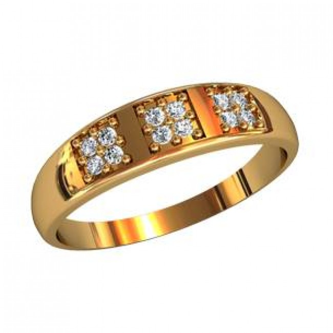 Женское кольцо 110070