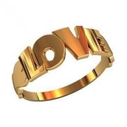 Женское кольцо 110080