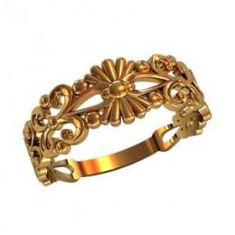 Женское кольцо 110100