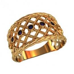 Женское кольцо 110120