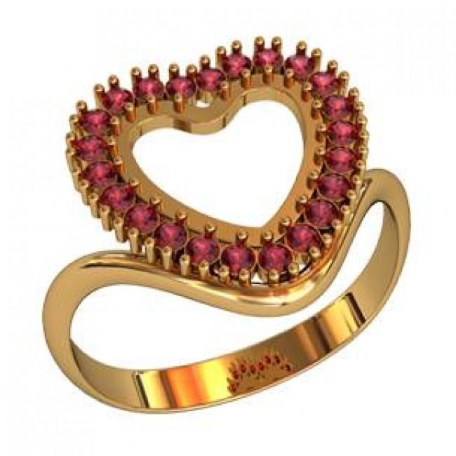 Женское кольцо 110130