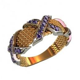 Женское кольцо 110210