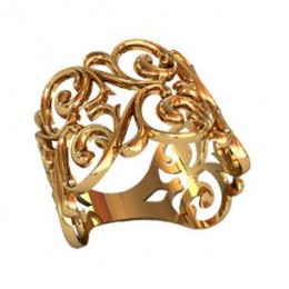 Женское кольцо 110250
