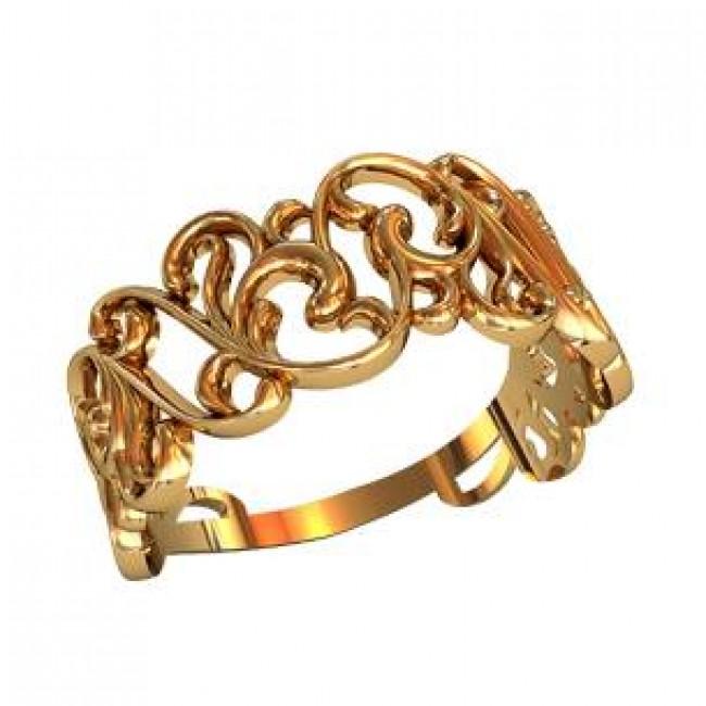 Женское кольцо 110260