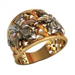 Женский перстень 110280