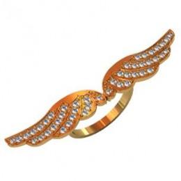 Женское кольцо 110300