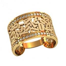 Женское кольцо 110310