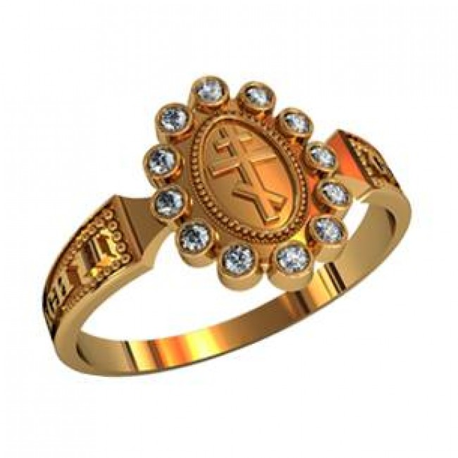 Охранное кольцо 210240