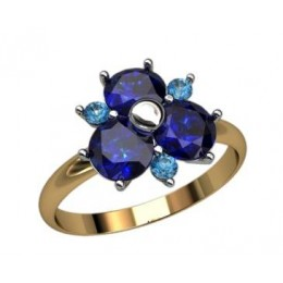 Женское кольцо 1178