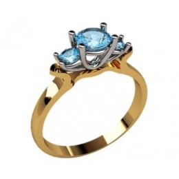 Женское кольцо 1180