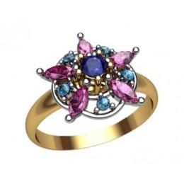 Женское кольцо 1187