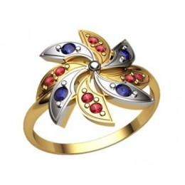 Женское кольцо 1205