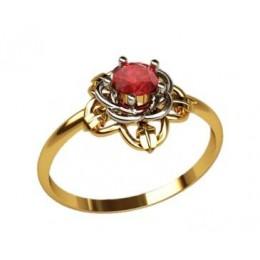 Женское кольцо 1213