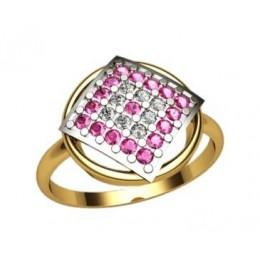 Женское кольцо 1214