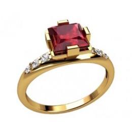 Женское кольцо 2285