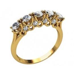 Женское кольцо 2289