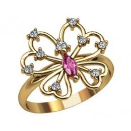 Женское кольцо 2296
